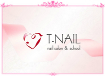 nailsalon&school T-NAIL