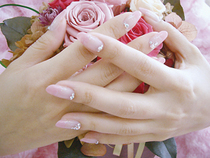 Pure Rose Nail Selection