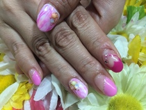 Nail Studio  cheer Wing