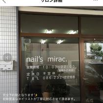nail's  mirac.